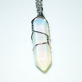 quartz pendant