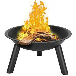 home and garden, fire pit, chairs, tables, lights, chandeliers, gazebo,
